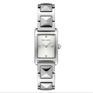 Rebecca Minkoff -  Moment Bracelet Watch